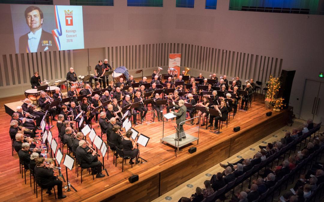 Koningsconcert 2018 groot succes!