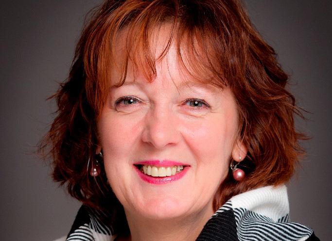 Anita de Haas: nieuwe voorzitter sociëteitsbestuur