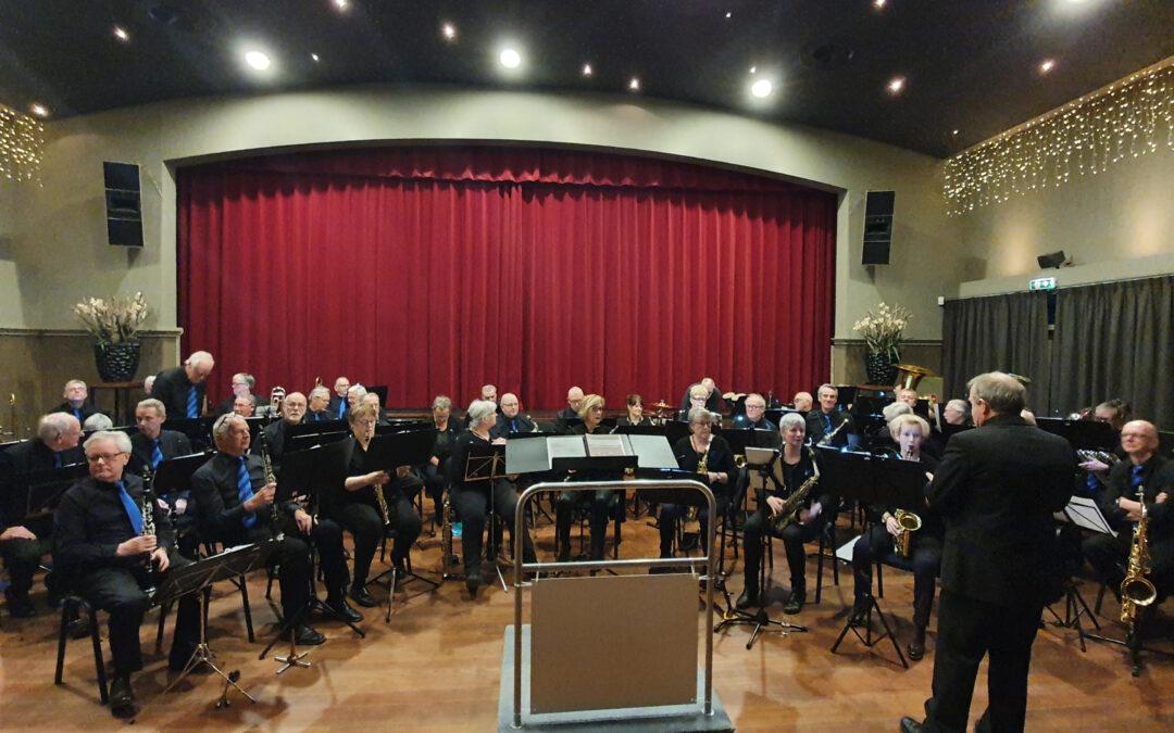 Druk bezocht slotconcert voor 20-jarig Seniorenorkest Tilburg